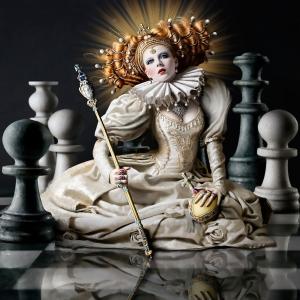 The Virgin Queen Alexia Sinclair