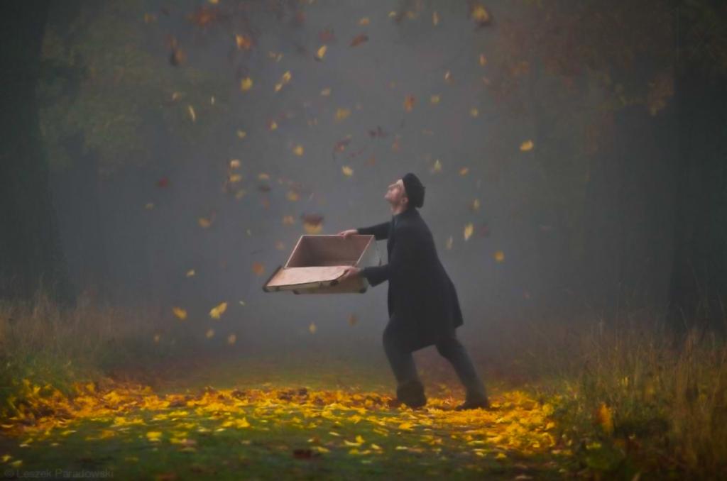 """""""To Stay Autumn"""" Leszek Paradowski"""