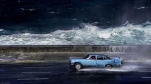Wave Driver Alper Uke