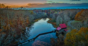 Woodsons Mill in Beaverdam - Chris Rand