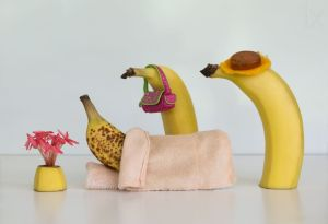 Sick Banana By: Jacqueline Hammer